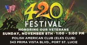 2020 420 Festival @ Polish American Social Club